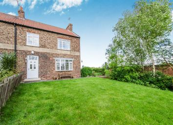 Thumbnail 3 bedroom semi-detached house for sale in Bridge View, Cawood, Selby