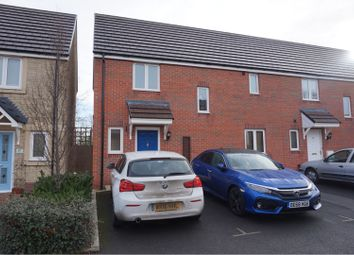 Thumbnail 3 bedroom semi-detached house for sale in Trowbridge Close, Swindon