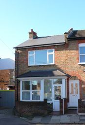 Thumbnail 3 bed end terrace house to rent in Burleigh Road, Enfield