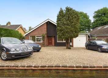 Thumbnail 5 bed detached bungalow for sale in Knaphill, Woking