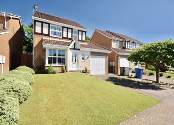 Thumbnail 3 bed detached house for sale in Pendle Avenue, Kettering