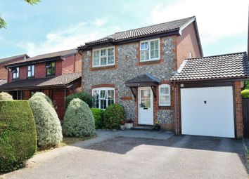Thumbnail 4 bed detached house for sale in The Highway, Chelsfield, Orpington