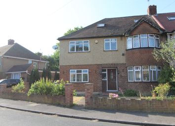 Thumbnail 4 bed semi-detached house for sale in Stanhope Heath, Stanwell, Staines-Upon-Thames