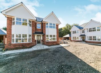 Thumbnail 5 bedroom detached house for sale in Orchard Gardens, Ipswich Road, Colchester