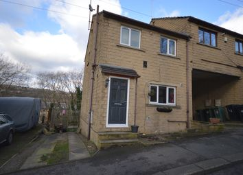 Thumbnail 3 bedroom end terrace house for sale in Factory Lane, Huddersfield