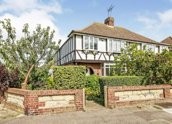 4 bed semi-detached house for sale in Canterbury Road, Margate CT9