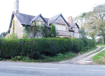 Thumbnail 2 bed semi-detached house to rent in Minterne Magna, Dorchester, Dorset
