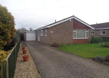 Thumbnail 3 bed detached bungalow for sale in Reading Close, Washingborough, Lincoln