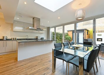 Thumbnail 4 bedroom terraced house for sale in Princes Way, Southfields, London