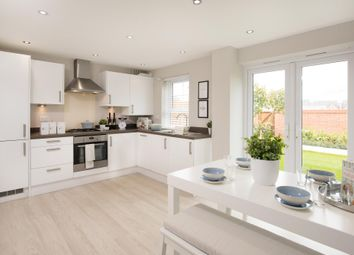 "Thumbnail 3 bed end terrace house for sale in ""Moresby"" at Croft Drive, Moreton, Wirral"