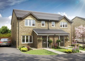 Thumbnail 3 bed semi-detached house for sale in Mulberry Park St. Kevins Drive, Kirkby, Liverpool
