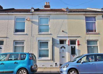 Thumbnail 2 bedroom terraced house for sale in Esslemont Road, Southsea