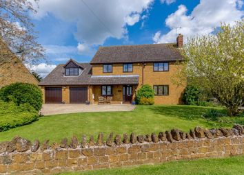Thumbnail 4 bed detached house for sale in Byfield, Northamptonshire