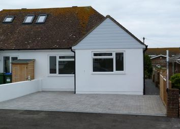 Thumbnail 2 bed bungalow for sale in Mayfield Avenue, Peacehaven, East Sussex