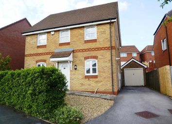 Thumbnail 3 bed detached house to rent in Badgers Croft, Chesterton, Newcastle-Under-Lyme