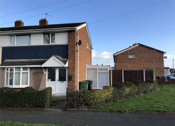 Thumbnail 3 bed semi-detached house to rent in Castleton Road, Walsall, West Midlands