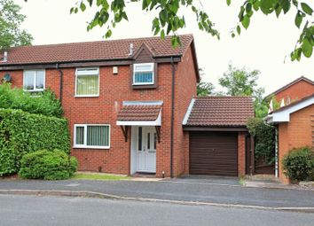 Thumbnail 2 bed semi-detached house to rent in 20 Dinchope Drive, Hollinswood, Telford