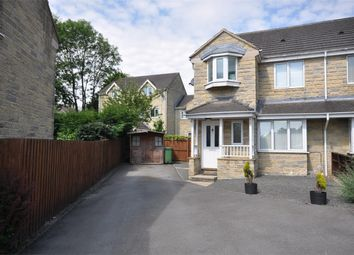 Thumbnail 3 bed semi-detached house for sale in Middlemost Close, Birkby, Huddersfield, West Yorkshire