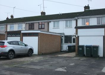 Thumbnail 3 bedroom terraced house for sale in Branstree Drive, Coventry