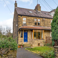 Thumbnail 5 bed semi-detached house for sale in Ashfield Road, Shipley