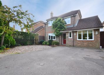 Thumbnail 4 bed detached house for sale in Alberta Drive, Smallfield, Horley