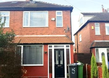 Thumbnail 2 bed semi-detached house to rent in Heatley Close, Denton, Manchester