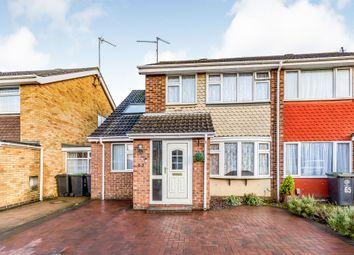 4 bed semi-detached house for sale in Oaks Drive, Higham Ferrers, Rushden NN10