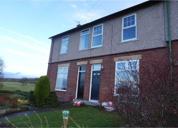 Thumbnail 3 bed terraced house for sale in North View Terrace, Stocksfield