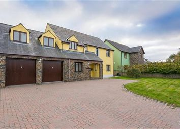 Thumbnail 5 bed detached house for sale in Maplestow, Hayscastle Cross, Haverfordwest