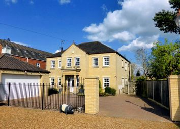 Thumbnail 4 bed country house for sale in Ramnoth Road, Wisbech, Cambridgeshire