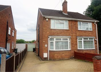 Thumbnail 2 bedroom semi-detached house for sale in Forge Lane, Kingswinford