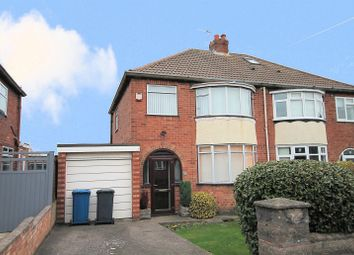 Thumbnail 3 bed semi-detached house for sale in Draycott Crescent, Tamworth