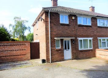 Thumbnail 2 bedroom semi-detached house for sale in Butler Crescent, Exhall, Coventry