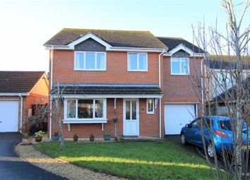 Thumbnail 5 bed detached house for sale in Thistle Close, Highcliffe, Christchurch, Dorset