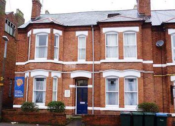 Thumbnail 1 bedroom terraced house to rent in Regent Street, Earlsdon, Coventry