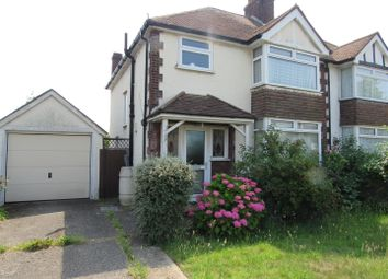Thumbnail 3 bed semi-detached house for sale in Canterbury Road, Herne Bay