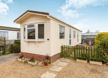 Thumbnail 1 bed bungalow for sale in Green Meadows Park, Bamfurlong Lane, Cheltenham, Gloucestershire