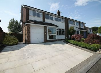 Thumbnail 5 bed semi-detached house for sale in East Walk, Egerton, Bolton, Lancashire