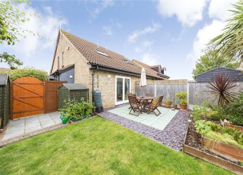 Thumbnail 1 bedroom semi-detached house for sale in Stirrup Close, Chelmsford, Essex