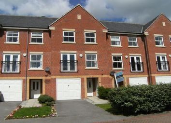 Thumbnail 3 bed terraced house to rent in Glebe Court, Rothwell, Leeds