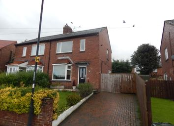 Thumbnail 2 bed semi-detached house to rent in Owen Brannigan Drive, Dudley, Cramlington