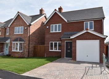 Thumbnail 4 bed detached house for sale in Eastfield Road, Louth