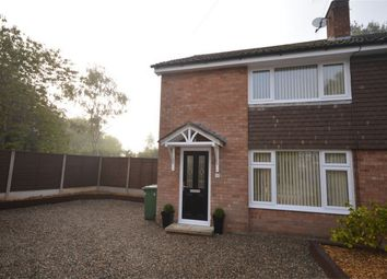 Thumbnail 3 bed semi-detached house for sale in Berwick Avenue, Eastham, Merseyside