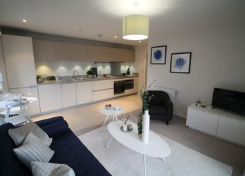 Thumbnail 2 bed flat for sale in Robertson Road, London