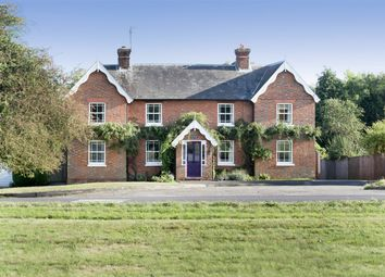 Thumbnail 4 bed detached house for sale in Upper Green Road, Shipbourne, Tonbridge, Kent