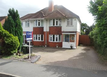 Thumbnail 3 bed semi-detached house for sale in Bilford Road, Perdiswell, Worcester, Worcestershire