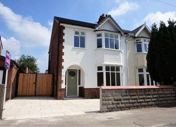 Thumbnail 3 bed semi-detached house for sale in Almonds Green, Liverpool