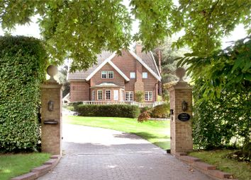 Thumbnail 8 bedroom detached house for sale in Cavendish Road, Weybridge, Surrey