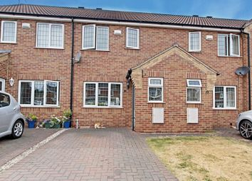 Thumbnail 2 bed terraced house for sale in Nursery Close, Barton-Upon-Humber