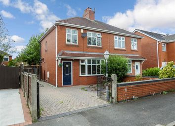 Thumbnail 3 bed semi-detached house for sale in Rosehill, Euxton, Chorley